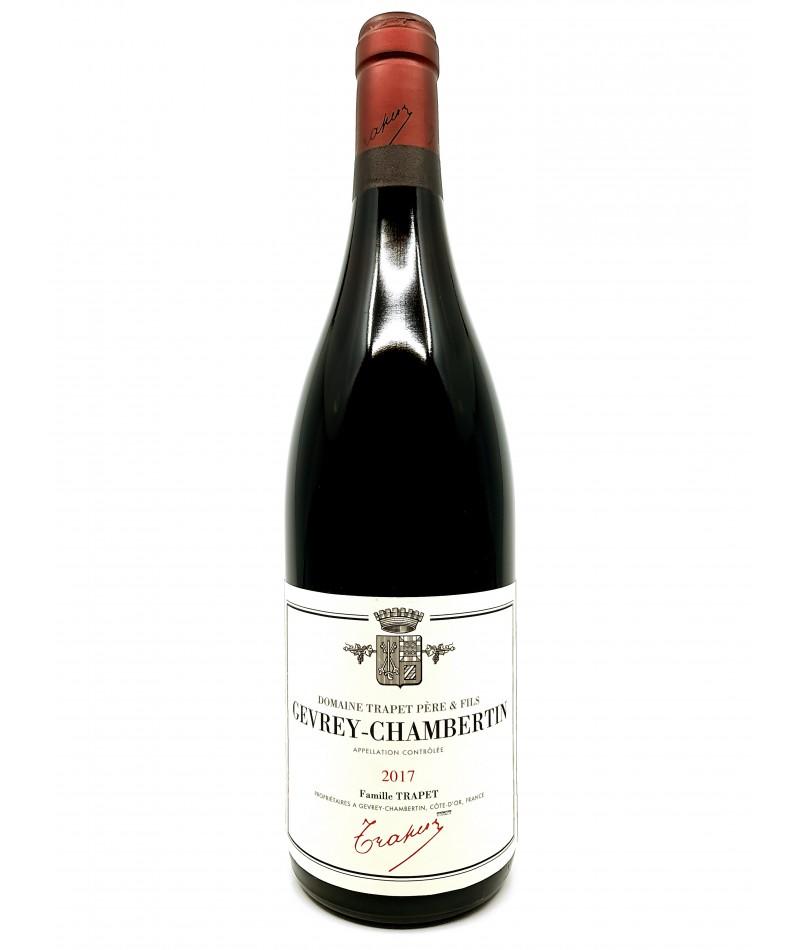 Gevrey-Chambertin - Jean-Louis Trapet - 2018 60,00€ vin bio, vin en biodynamie, boutique Une Note De Vin