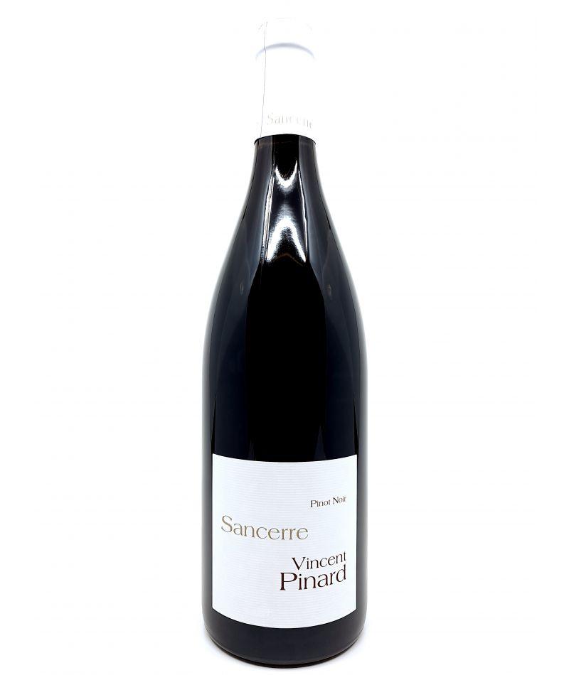 Sancerre - Vincent Pinard - Pinot Noir - 2019 32,00€ vin bio, vin en biodynamie, boutique Une Note De Vin