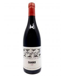Cahors - Château Combel-la-Serre - Pur Fruit Du Causse - 2018 10,50€ vin bio, vin en biodynamie, boutique Une Note De Vin