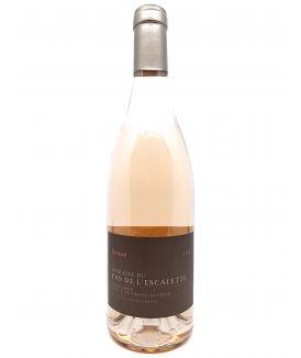 Languedoc - Domaine du Pas de l'Escalette - Ze Rosé - 2019 14,50€ vin bio, vin en biodynamie, boutique Une Note De Vin