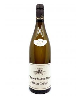 Macon-Villages blanc - Domaine Guillot-Broux - 2018 20,00€ vin bio, vin en biodynamie, boutique Une Note De Vin