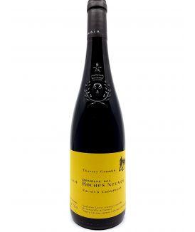 Saumur Champigny - Domaine Des Roches Neuves - 2019 18,00€ vin bio, vin en biodynamie, boutique Une Note De Vin