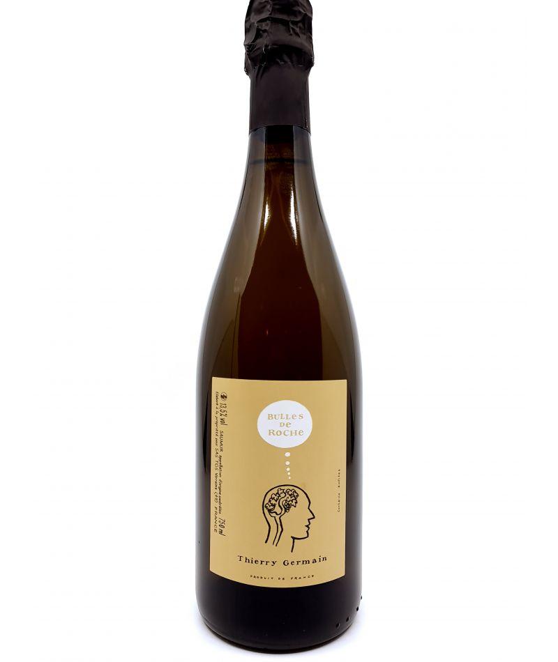 Crémant de Loire - Thierry Germain - Bulle de Roche 20,00€ vin bio, vin en biodynamie, boutique Une Note De Vin