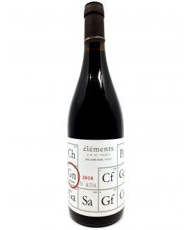 Vin de France - Guillaume Noire - Éléments GN - Grolleau Noir - 2018 16,00€ vin bio, vin en biodynamie, boutique Une Note De...