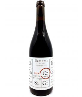 Vin de France - Guillaume Noire - Éléments CF - Cabernet Franc - 2018 14,00€ vin bio, vin en biodynamie, boutique Une Note D...