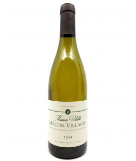 Macon-Villages blanc - Maison Valette - 2019