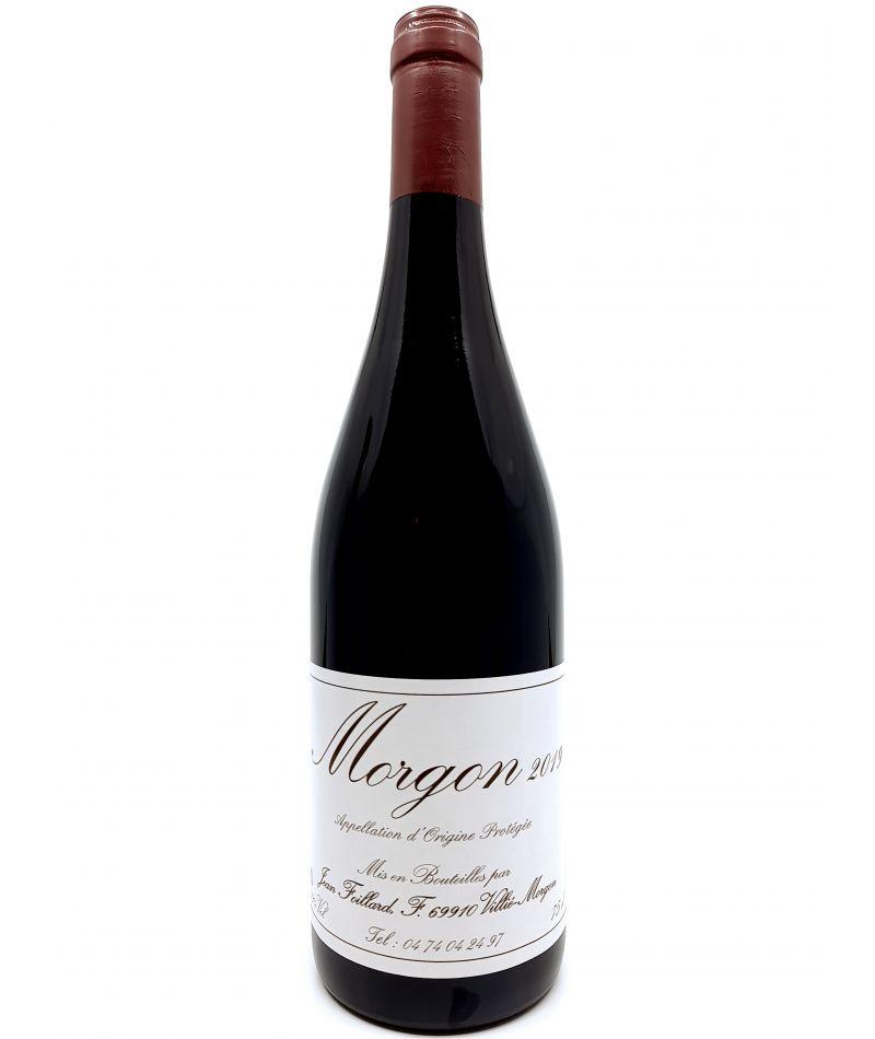 Beaujolais - Jean-Foillard - Morgon - 2019 16,50€ vin bio, vin en biodynamie, boutique Une Note De Vin