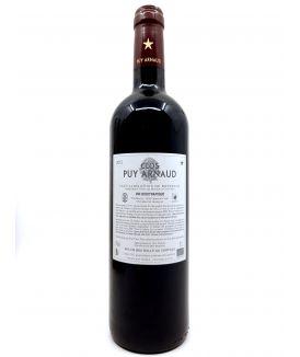 Castillon Côtes de Bordeaux - Puy Arnaud - Clos Puy Arnaud - 2015