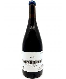 Beaujolais - Kevin Descombes - Morgon Vieilles Vignes - 2017 22,00€ vin bio, vin en biodynamie, boutique Une Note De Vin