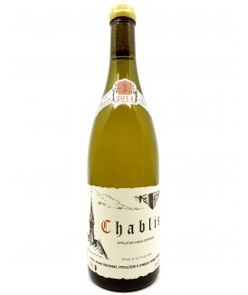 Chablis - Domaine Vincent Dauvissat - 2014 55,00€ vin bio, vin en biodynamie, boutique Une Note De Vin