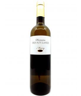 Maury Blanc - Domaines des Soulanes - Vin Doux Naturel - 2019 16,00€ vin bio, vin en biodynamie, boutique Une Note De Vin