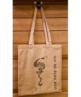 Tote Bag Une Note De Vin