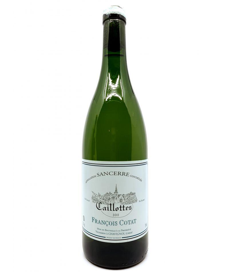 Sancerre - François Cotat - Caillottes -2011 41,00€ vin bio, vin en biodynamie, boutique Une Note De Vin