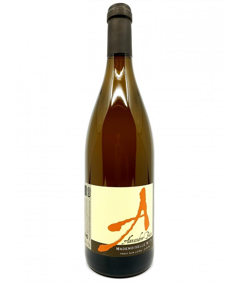 Pouilly-Fumé - Alexandre Bain - Mademoiselle M -2015 38,00€ vin bio, vin en biodynamie, boutique Une Note De Vin