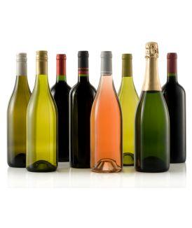 Coffret 6 bouteilles Noël Prestige 238,95€ vin bio, vin en biodynamie, boutique Une Note De Vin