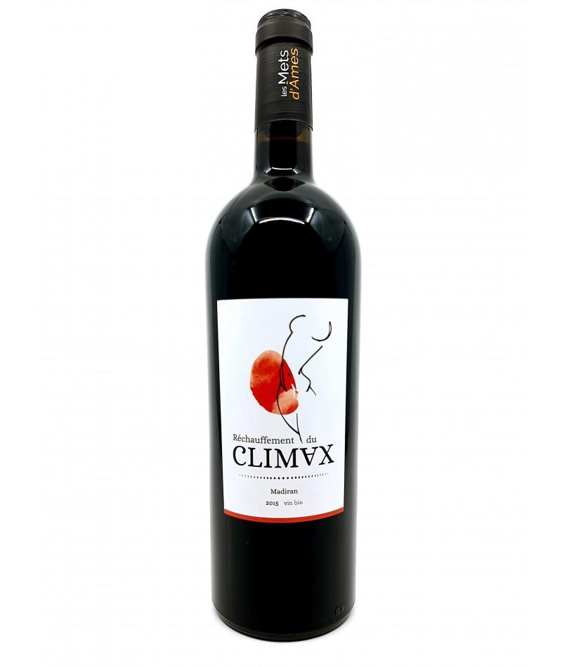 Madiran - Clos Les Mets D'ames - Réchauffement du Climax - 2015 28,00€ vin bio, vin en biodynamie, boutique Une Note De Vin