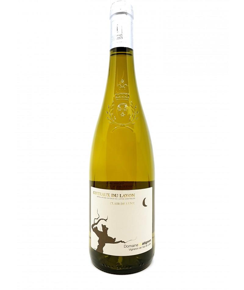 Coteaux du Layon - Domaine Matignon - Clair de Lune - 2018 15,00€ vin bio, vin en biodynamie, boutique Une Note De Vin