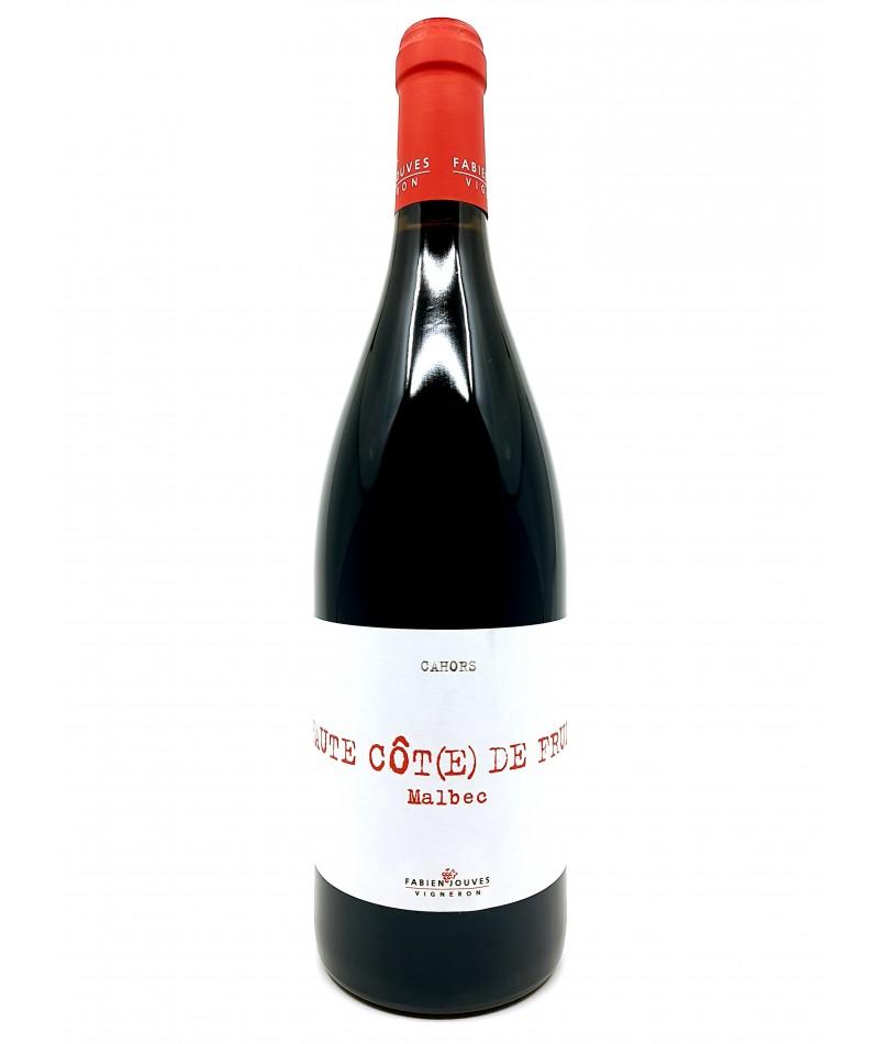 Cahors - Mas Del Périé - Fabien Jouves - Haute Côt(e) de Fruit - 2018 11,00€ vin bio, vin en biodynamie, boutique Une Note D...