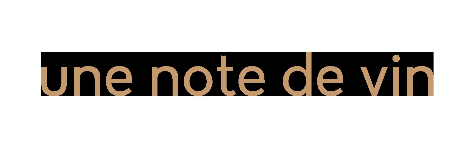 La Boutique Une Note De Vin